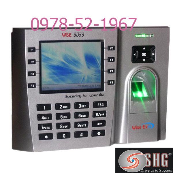 Máy Chấm Công Vân Tay WSE-9039