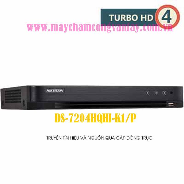 Đầu Ghi Hình DS-7204HQHI-K1/P