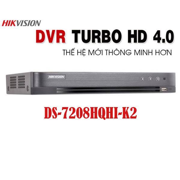 Đầu Ghi Hình DS-7208HQHI-K2 Giá Rẻ
