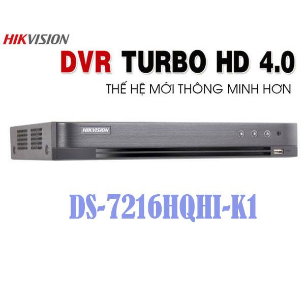 Đầu Ghi Hình DS-7216HQHI-K1 Giá Rẻ