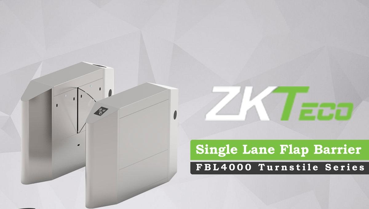 Flap Barrier FBL4000 ZKTeco