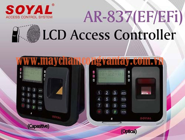 May cham cong AR-837EFi (9000DO) gia re