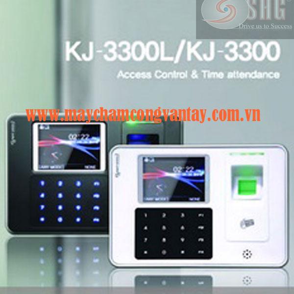 May cham cong KJ3300 (BL) PFC EM/10K