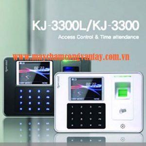 Máy Chấm Công KJ3300 (BL) PFC EM/5K