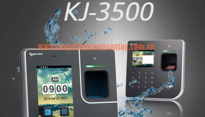 May cham cong KJ3500 (H) PFC EM/5K gia re