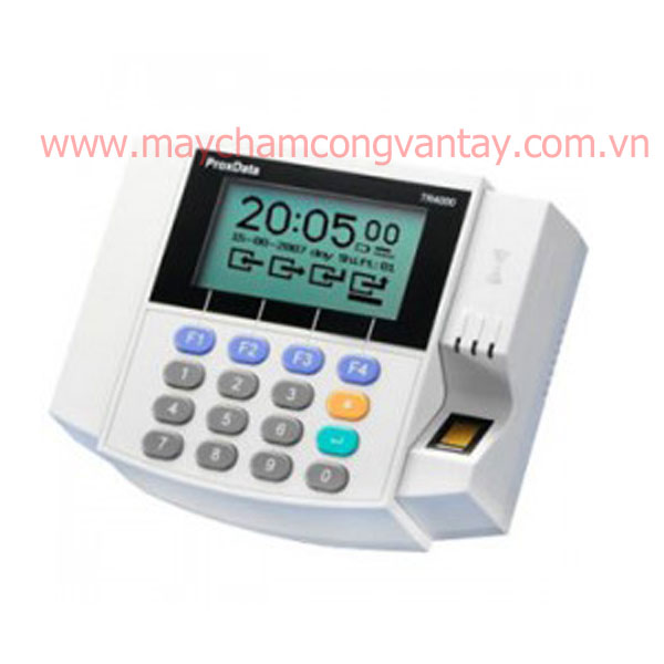 May cham cong TR4050 Promag
