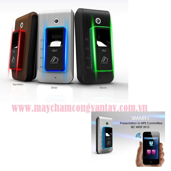 May cham cong VIRDI AC-F100 Smart-i