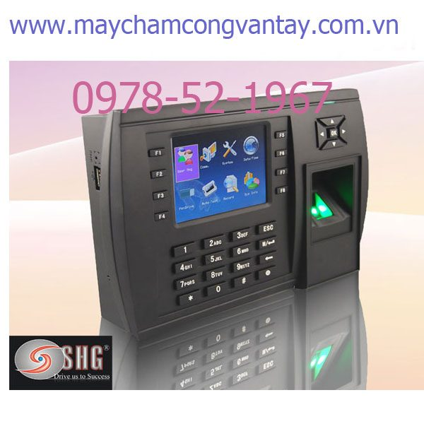 May cham cong van tay WISE EYE 510A