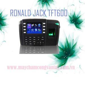 Danh Gia May Cham Cong Van Tay Ronald Jack TFT600