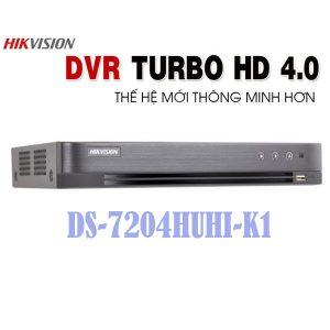 Đầu Ghi Hình DS-7204HUHI-K1 Giá Rẻ