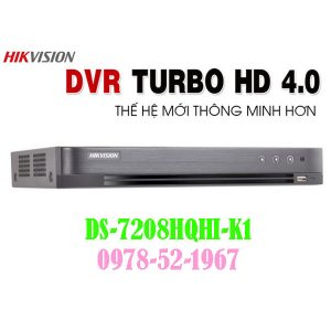 Đầu Ghi Hình DS-7208HQHI-K1 Giá Rẻ