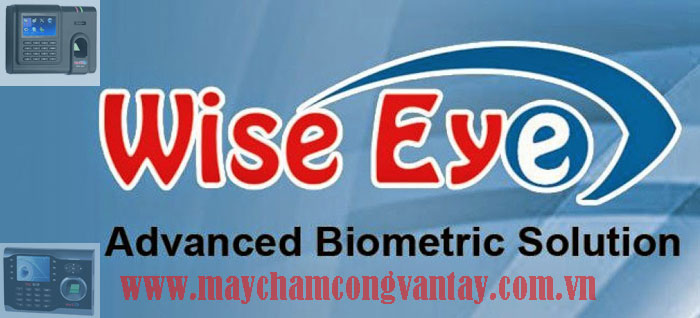 May cham cong Wise Eye