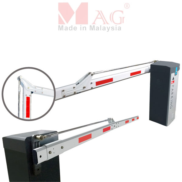 Cổng barrier MAG BR618T_90