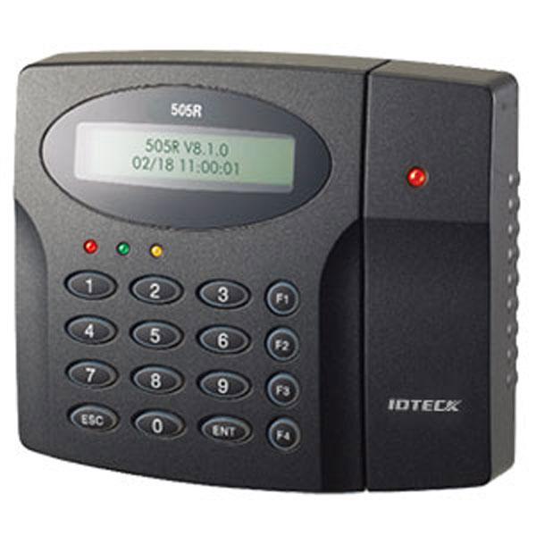 Dau doc the kiem soat ra vao IDTECK IP-505R