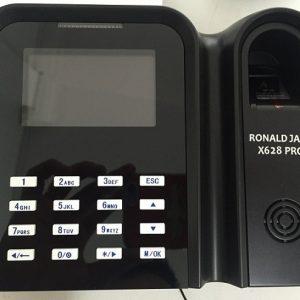 Máy Chấm Công Vân Tay Giá Rẻ Tốt Nhất – Ronald Jack X628 Pro